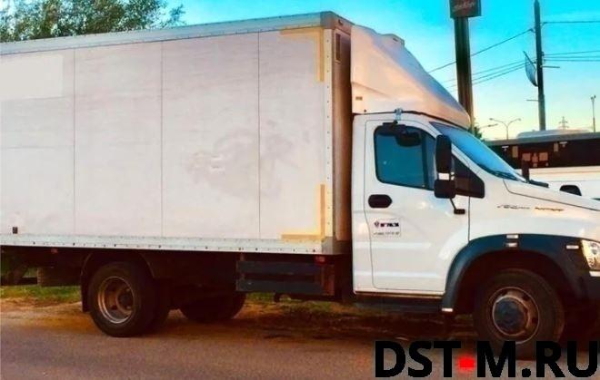 грузовой фургон б у